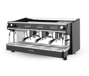 Espressomaskin tre bryggrupper