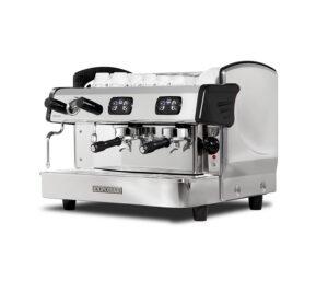 espressomaskin Zircon två bryggrupper