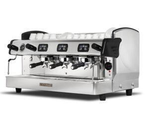 Espressomaskin Zircon tre bryggrupper